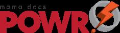 Mama Docs POWR Logo